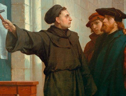 Verbonden met …. Maarten Luther