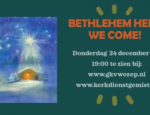 Kerstfilm Noorderlicht en Morgenster – 24 dec 19.00 uur!