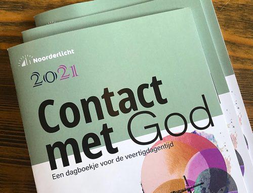 Van en voor jongeren 'Contact met God'