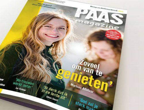 Het nieuwe Paasmagazine is uit!